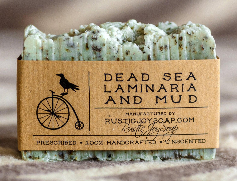 Totes Meer Schlamm Seife Peeling Seife Geschenk für ihr | Etsy