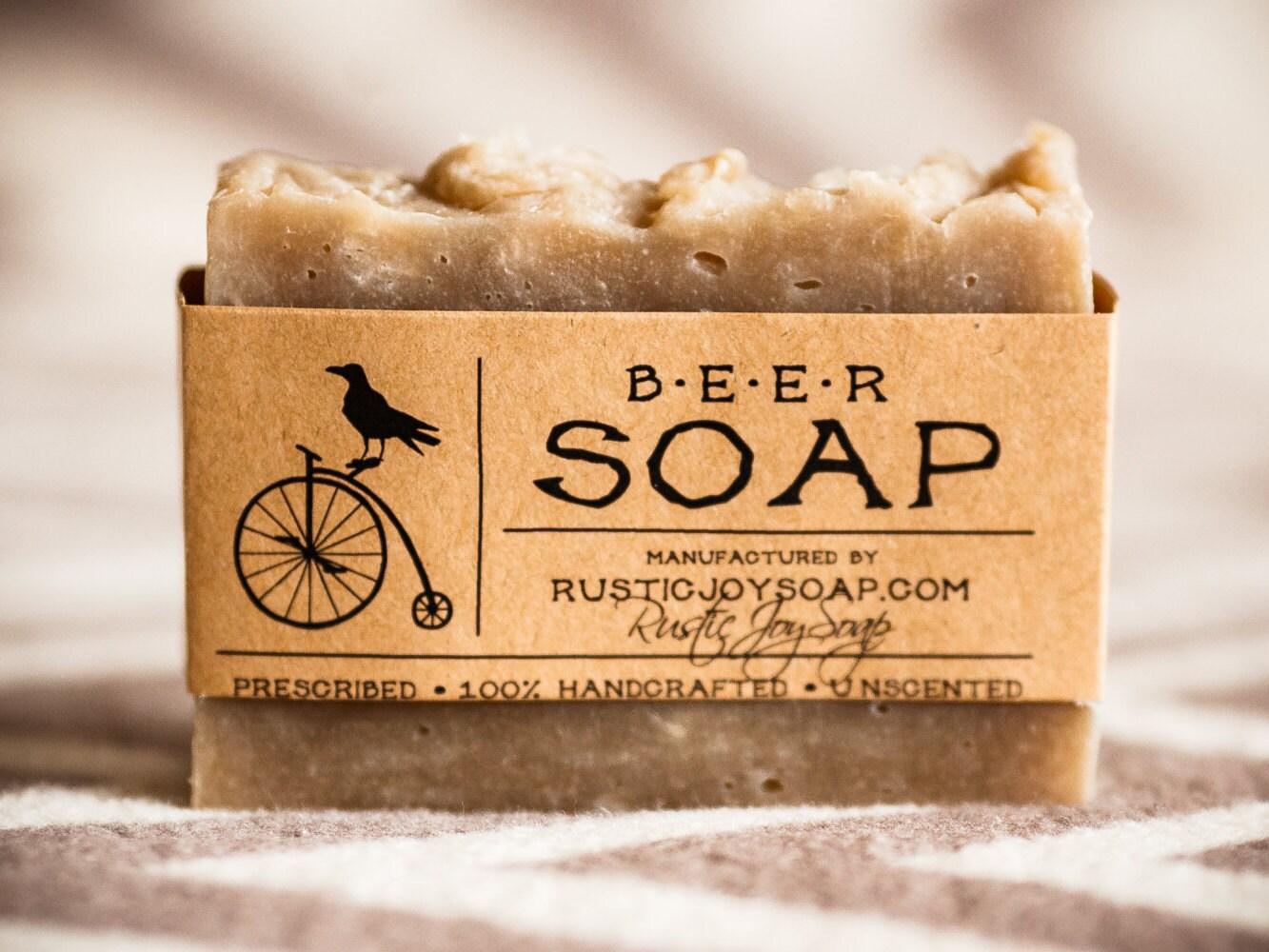 Bier-Seife Weihnachts-Geschenk für Freund Herren Seife | Etsy