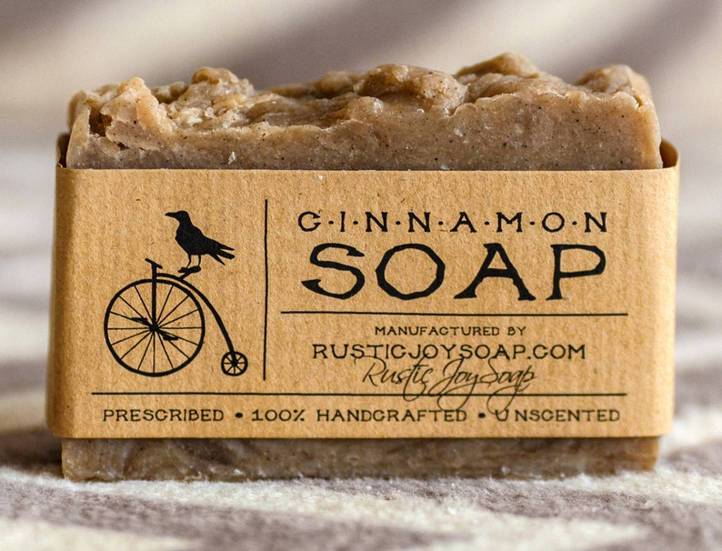 Cinnamon Soap Wife Gift Birthday For Women Her