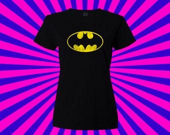 338af70034ee8 Batgirl tshirt   Etsy