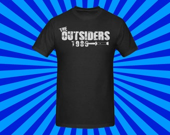 The outsiders shirt | Etsy