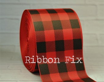 "1/"" 2 YARDS Super Natural Grosgrain Ribbon Gift Wrap Cards DIY Crafts Lanyards"