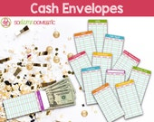 Cash Envelopes - Budget Printable