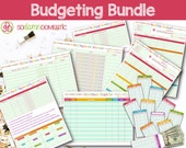 Budget Printable Bundle - Save 5 Dollars