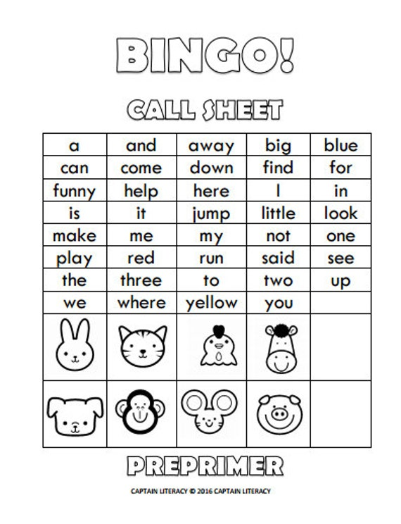 graphic regarding Sight Word Bingo Printable referred to as Sight Terms Bingo / Preprimer / Dolch / Printable / Entertaining Bingo / For Young children / Fast Down load / Sight Phrases Worksheets / Sight Phrases Sport