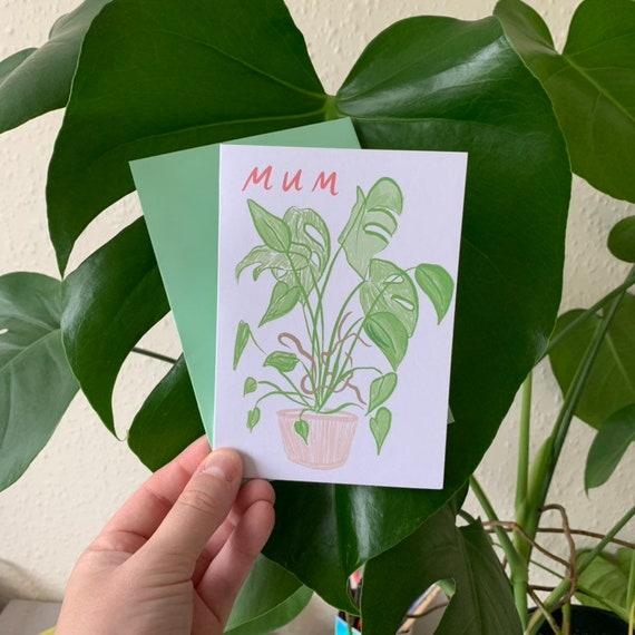 Mum Plant Card