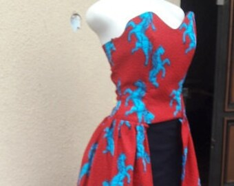 0874d52daa4 African tube dress