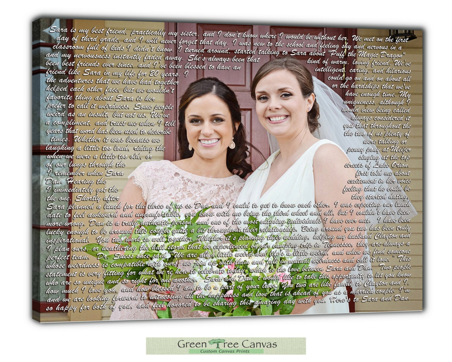 Maid Of Honor Gifts From Bride: Maid Of Honor Speech Gift Gift For Bride From Sister