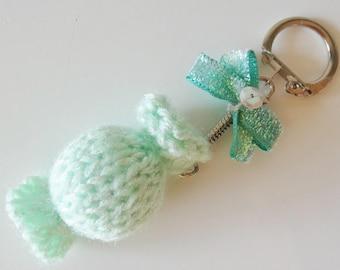 Keychain / bag candy lagoon