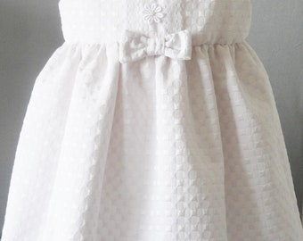 christening gown or wedding