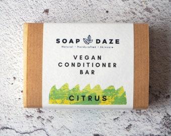 Conditioner Bar, vegan, citrus scent
