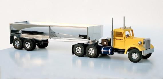 End Dump Truck >> Smith Miller Mic End Dump Truck