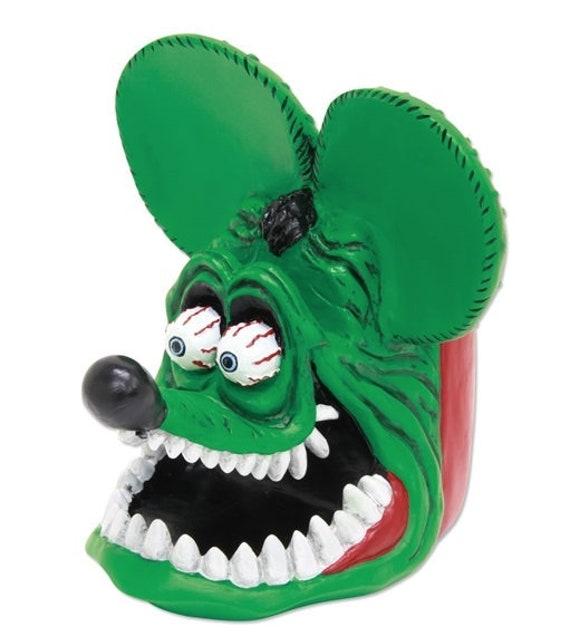 Rat Fink Bendable Doll