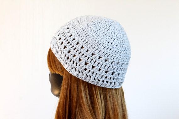 Organic cotton beanie hat women summer minimalist cap  9bb694fa0e4