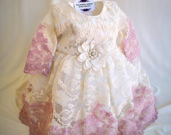 7154ceaf05a9 Baby girl dress special occasion