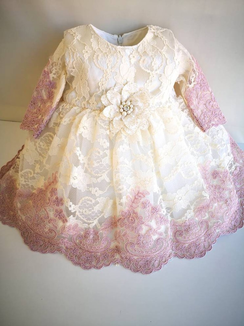 3ec5b8543218 Baby Girls Dress Special Occasion Infant Baby Christmas