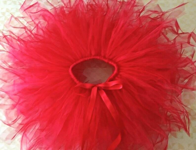 Ballerina Girl Gown Gift for Girls Baby Outfit Skirt Baby Girls Tutu Skirt Tulle Dress Set Birthday Girl Clothes Red Tulle Skirt
