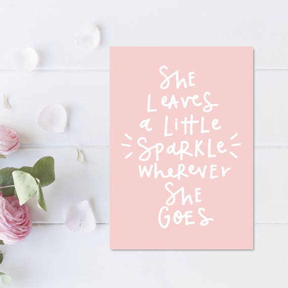 Quotes Baby Girl Photos: Baby Girl Nursery Decor Girl Bedroom Wall Quotes Pink