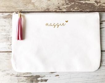 5c80973b6792 Cosmetic Bags | Etsy