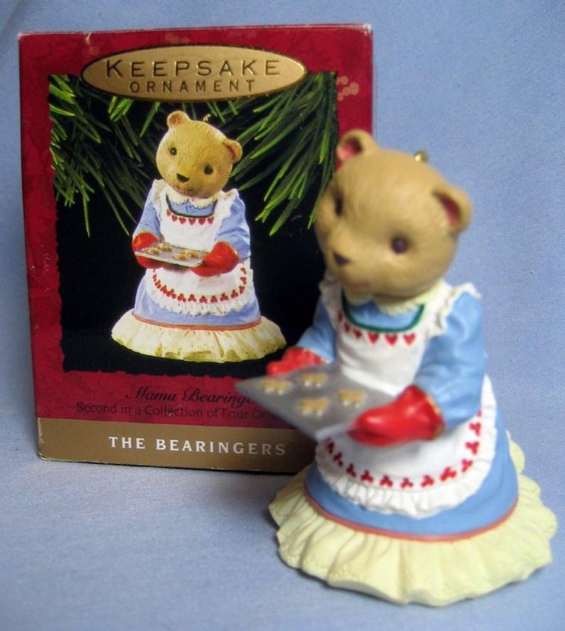 Hallmark Keepsake Ornament Abearnathy Bearinger # 3 in seriesHallmark