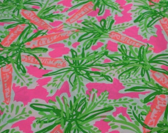NIBBLES  Fabric 15x5 10x5 5x5 Lilly
