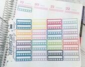 S-239 ||  INDIVIDUAL HABIT Planner Stickers photo