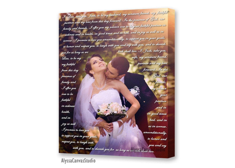 Wedding Gift Paintings: Wedding Canvas Gift First Dance Lyrics Canvas Art Canvas