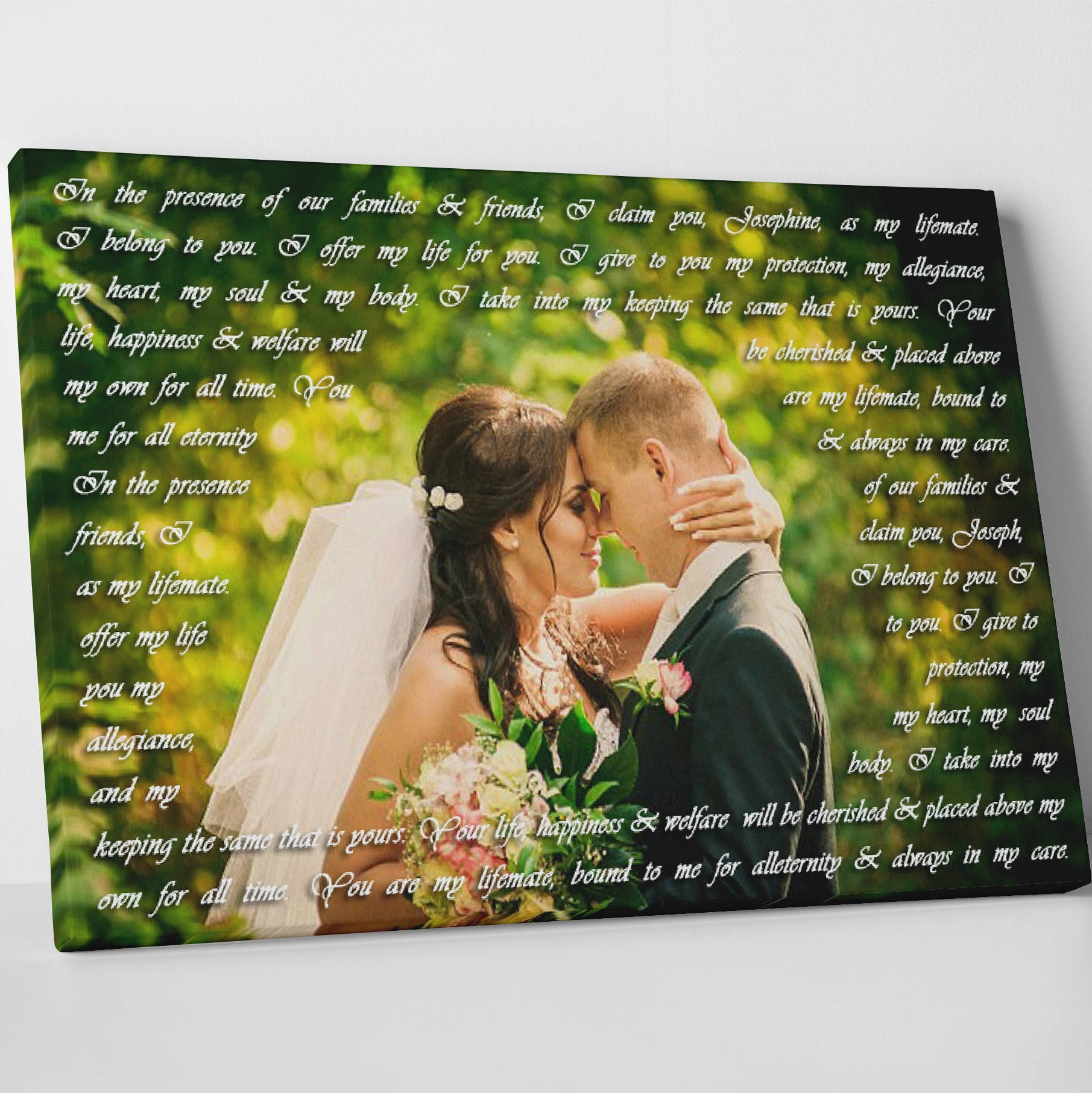 Etsy Wedding Gift Ideas: 9 Years Wedding Anniversary Gift Ideas 9th Anniversary