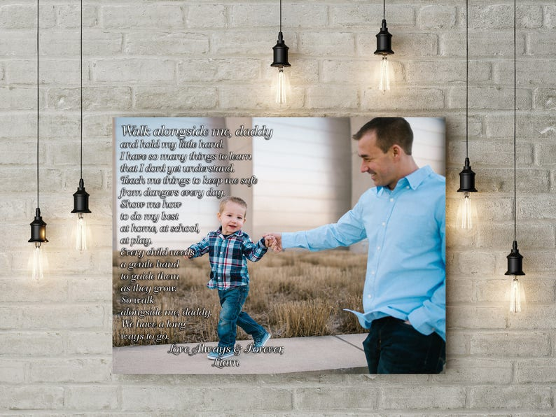 Fathers Day Gift From Son Father Poem