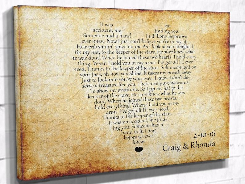 15 Year Wedding Anniversary Gift.15 Years Wedding Anniversary Gift Ideas Personalized Crystal Anniversary Gift For Husband And Wife 15th Anniversary Custom Song Lyrics