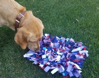 Dog Snuffle Mat, Dog Slow Feeder, Pet Stimulation Toy, Interactive Pet Toy, Interactive Dog Feeder, Interactive Treat, Pet Metal Stimulation