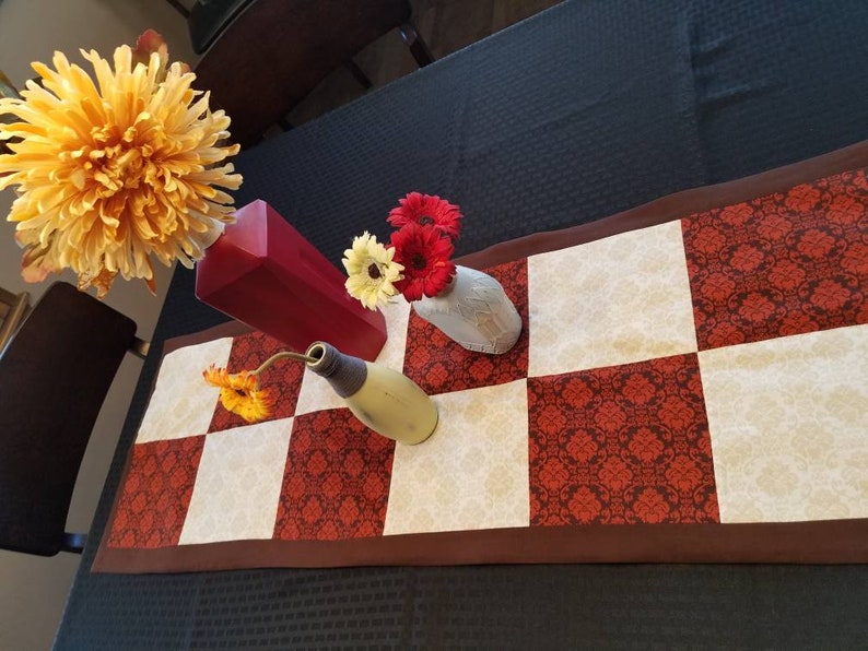 Thanksgiving Table Runner Fall Table Decoration Thanksgiving image 0