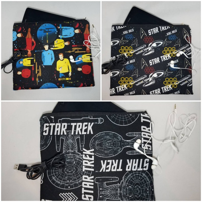 Star Trek Tablet and iPad Case Original Star Trek Trekkie image 0