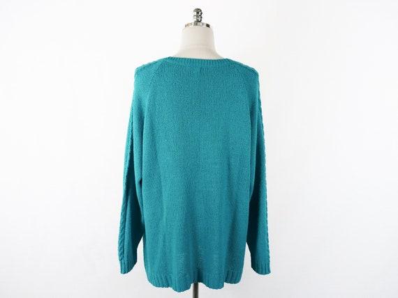 Vintage Original Venezia Sportswear Teal Turquois… - image 4