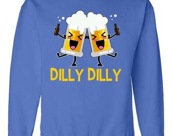 popular items for dilly dilly christmas