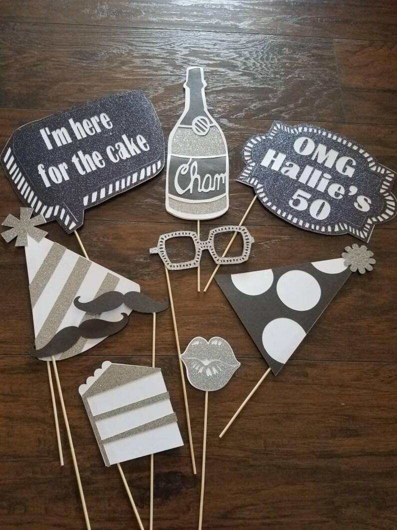 40th Birthday Decorations 60th 65th