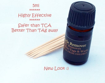 5ml Mole, Wart & Skin Tag Remover Best on the market