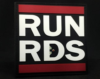 RUN RDS - PVC Moral Patch