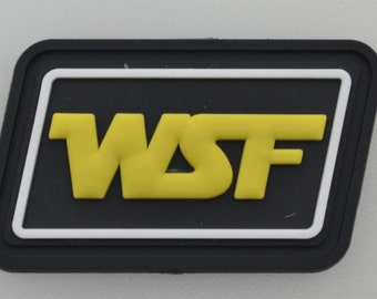 WSF - Who Shot First, Micro PVC Patch