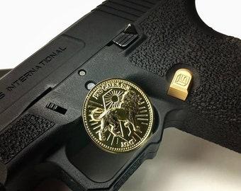 The Continental - Replica Movie Prop Coin