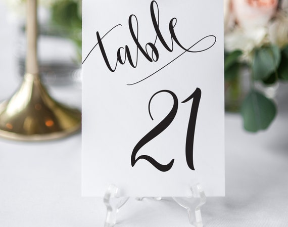 Printable Table Numbers 1 40 Rustic Printable Wedding Table Numbers Printable Table Number Cards Wedding Table Decor Instant Download