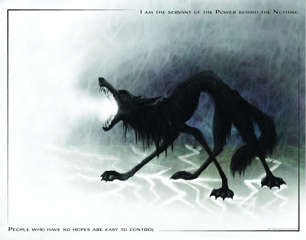 Gmork The Neverending