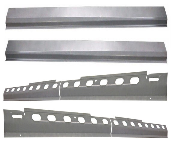 Motor City Sheet Metal Works With 2004 2005 2006 2007 2008 FORD F-150 CREW CAB ROCKER PANELS NEW PAIR