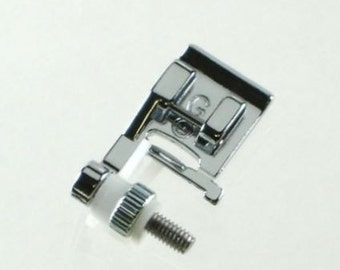 Janome Sewing Machine Adjustable Blind Hem Foot G #820817009 #820817015