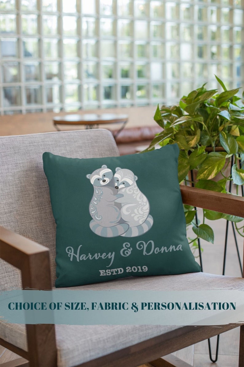 Sloth gifts Engaged couples gift 3rd anniversary gift image 0