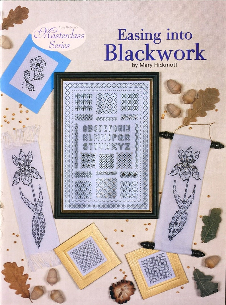 Book 'Easing in to Blackwork' image 0