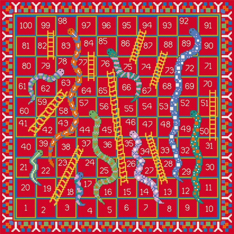 Snakes and Ladders image 0