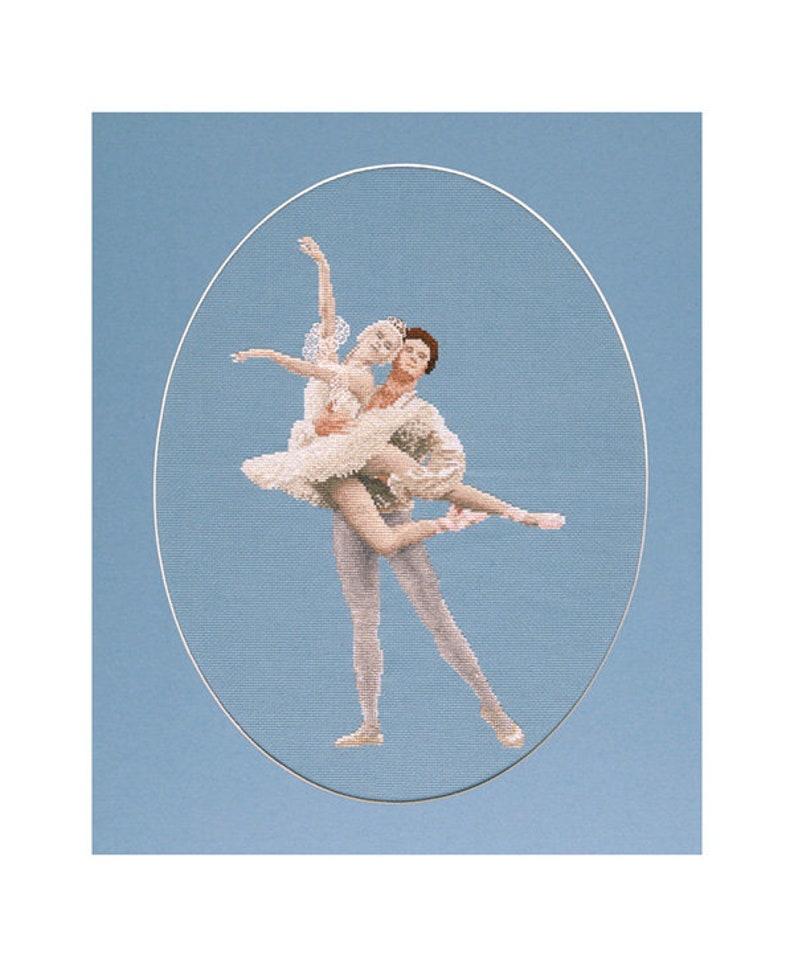 Cross Stitch Design 'Prima Ballerina' image 0