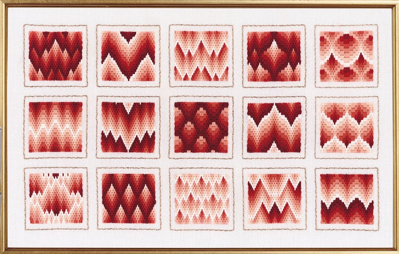 Bargello Sampler image 0