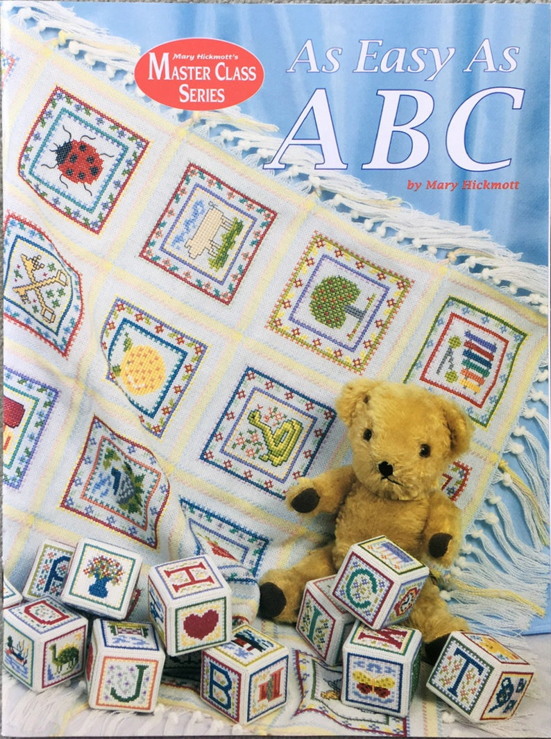 Book 'As Easy as ABC' image 0